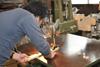 木工ミシン加工 抜き型 トムソン型 裁断機