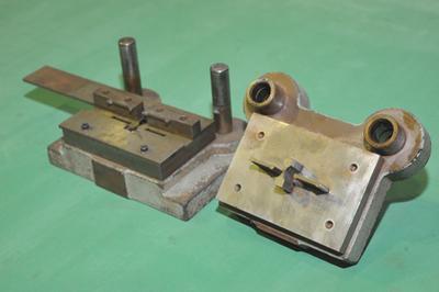 ダイセットタイプ抜型 抜き型 トムソン型 裁断機
