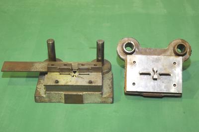 金型(雄雌型) 抜き型 裁断機 トムソン型